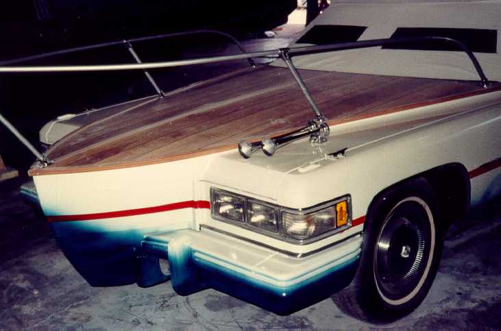 New page 1 i believe the car finally made it to a television show i was watching tv late one night when i saw our land yacht or one suspiciously like ours sciox Gallery